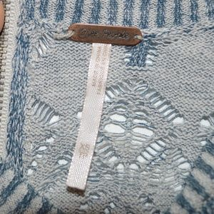 Free People Sweaters - Free People Zipper Sweater